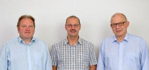 Das Team von BS NetworX